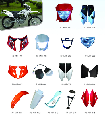 MOTORCYCLE PLASTIC BODY COVER FOR NEW MIR SERIES