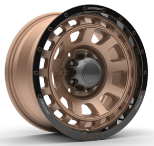 22inch bronze wheels/New style wheels/Heavy duty alloy wheels DH-M767