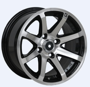 13/14 Inch Racing Wheels 8x100/8x114.3 Car Alloy Rims