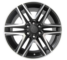 DH-SU074 20 Inch Alloy Car Wheel Rims Car Passenger 6 Holes