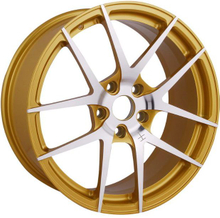 18 19 inch forged alloy wheel rims with pcd 5x100, 5x120 rim