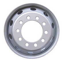 20*7 inch big size tube steel wheel rim for truck