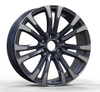 Suv Wheels 22 Inch 6x139.7 Car Alloy Rim Aluminium Replica Wheels