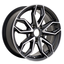 DH-F1806 16 Inch Alloy Wheel Rims Aluminum Auto Black