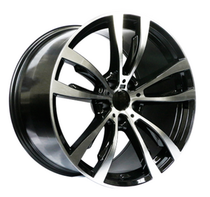 DH-SBW040 20 inch aluminum alloy wheel rims car pcd 5x120