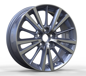 15/16 Inch Multi Spoke 5x100 Car Alloy Replica Wheels Rims