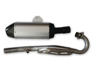 Exhaust Pipes MX6 SET