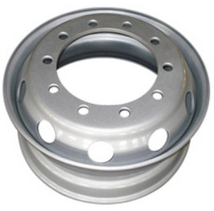 20*8.5 inch tube steel wheel rim for truck