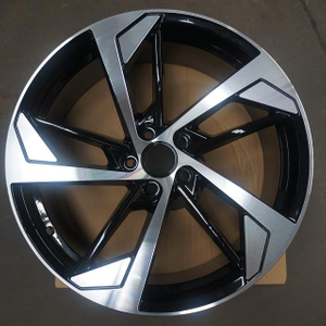 2018 new design Replica Wheels 5 Holes Car Aluminum Alloy Rims 19 Inch 20 Inch