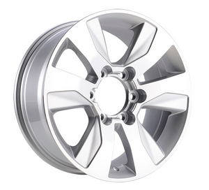 DH-B1158 6 Holes Replica Aoto Alloy Car Wheels Rim