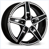Positive Offset Multi Sizes Car Wheels 4x98/100/114.3 Star Auto Rims