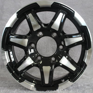 china 4x4 off road suv alloy wheels with size 15 DH-M588