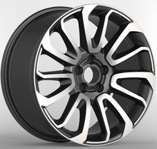 Positive Offset Replica Auto Wheels 20 Inch 5 Holes Alloy Rims