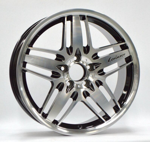 18 Inch Popular Car Wheels 5x112 Replica Rims alloy wheel DH-E53853