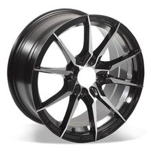 15 Inch Aluminum Truck Wheels Rim 4/5x100 Car Alloy Wheels